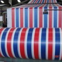 塑料彩条布防雨布