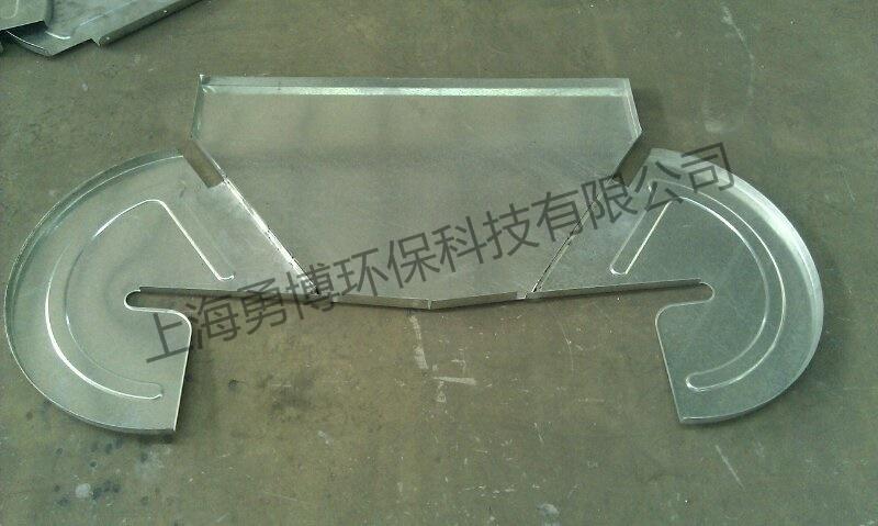 YB-600圆弧型顺坡气楼骨架片