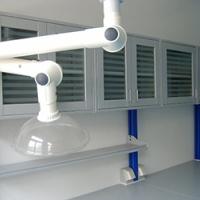 实验室专用万向排气罩