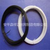 包塑钢丝优质厂家 猕猴桃专用拉线百香果火龙果钢丝 2.8mm3.5mm4.5mm胶包钢丝