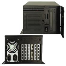 6槽位扩展壁挂式工控机PAC-1000BP支持45个USB扩展批发