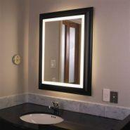 浴室壁挂防雾镜图片