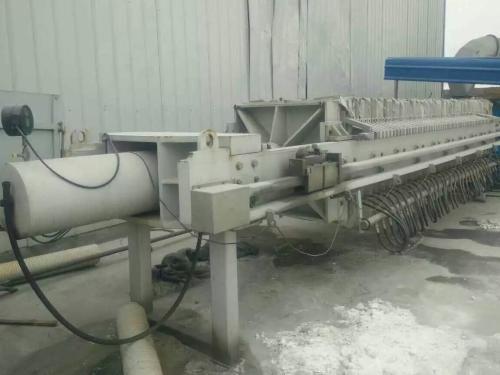 山东隔膜压滤机_二手隔膜压滤机鼎盛设备有限公司