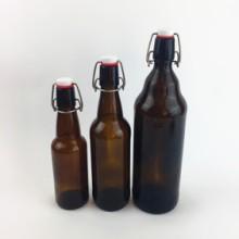 啤酒瓶空瓶250ml330ml500ml棕色玻璃瓶汽水瓶饮料瓶冰酒瓶红酒瓶批发