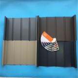 体育馆屋面 直立锁边铝镁锰金属屋面系统 65系列直立锁边铝合金屋面
