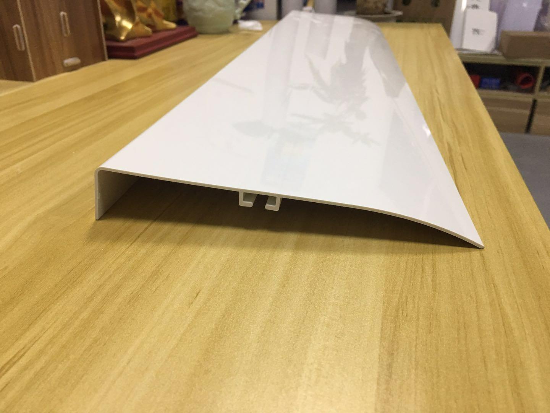 PVC型材 塑料型材 空调 PVC型材  空调出风口挡板