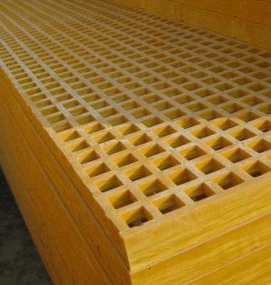 玻璃钢格栅板图片/玻璃钢格栅板样板图 (4)