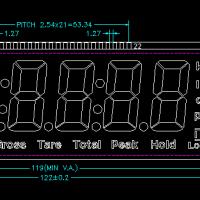 显示屏/浙江液晶屏供应/显示屏规格