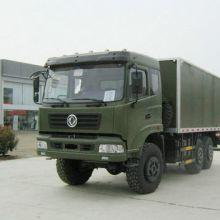 东风六驱沙漠勘探车DFS5160GLKT,6×6康明斯190马力勘探越野卡车报价