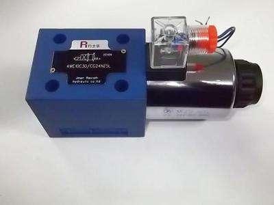 力士乐4WRA10E、4WRA10W比例电磁换向阀功率匹配控制原理
