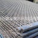 高锰钢编织筛网图片