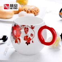骨瓷马克杯定制礼品创意广告咖啡杯