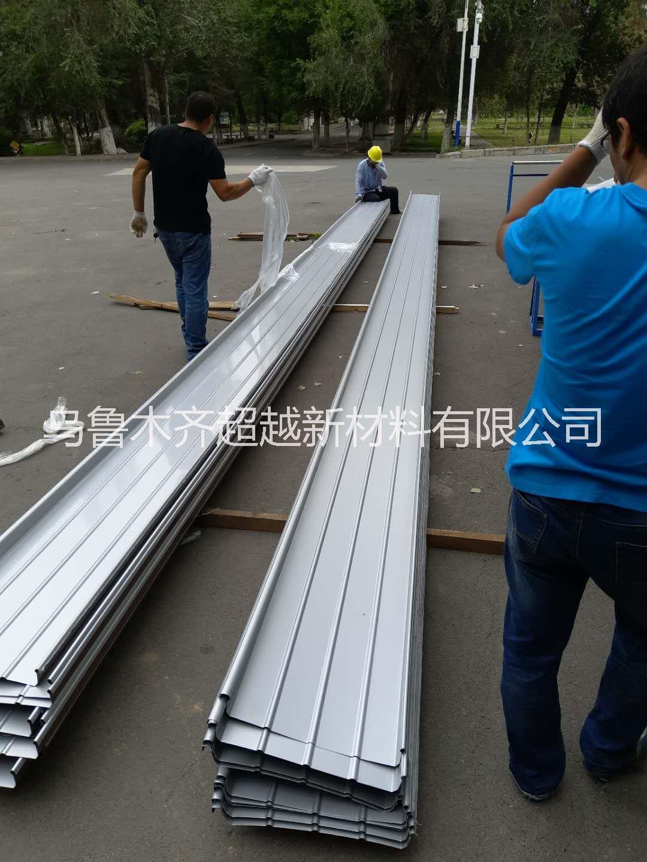 乌鲁木齐铝镁锰屋面板生产厂家