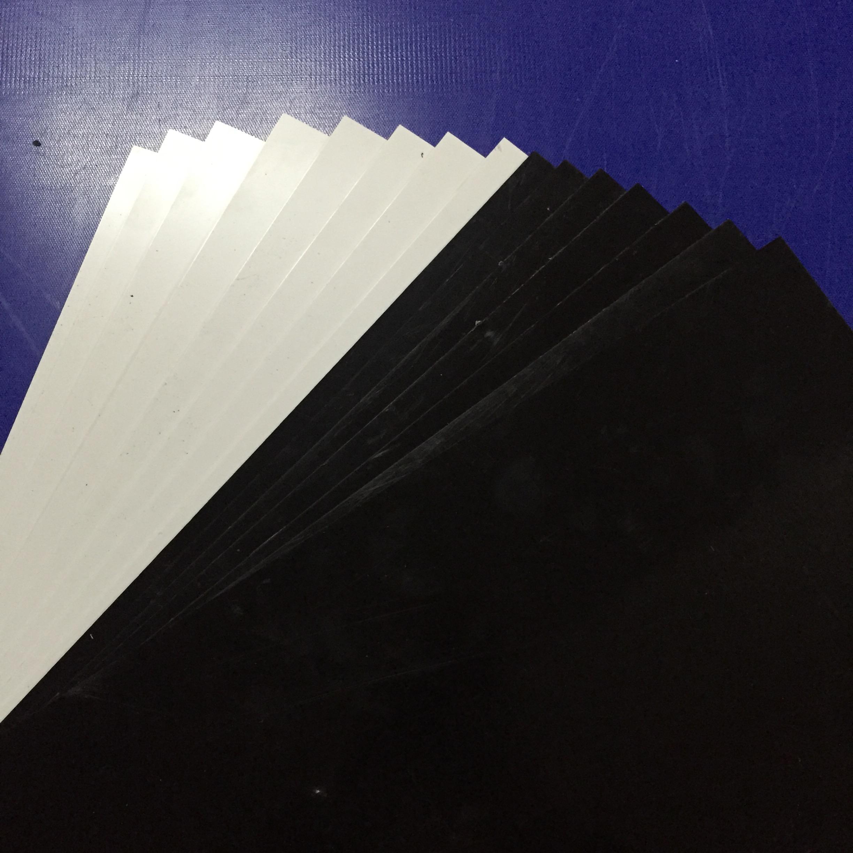 ABS ABS板 黑色ABS//ABS薄板 厚板 彩色板