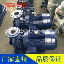 润龙 现货供应 不锈钢离心泵 I ISG单级立式管道泵 沼气增压泵