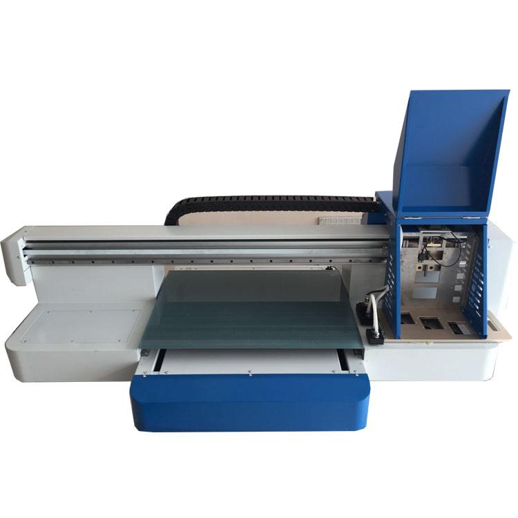 UV平板喷绘机 手机壳平板打印机 3D浮雕手机壳印花机