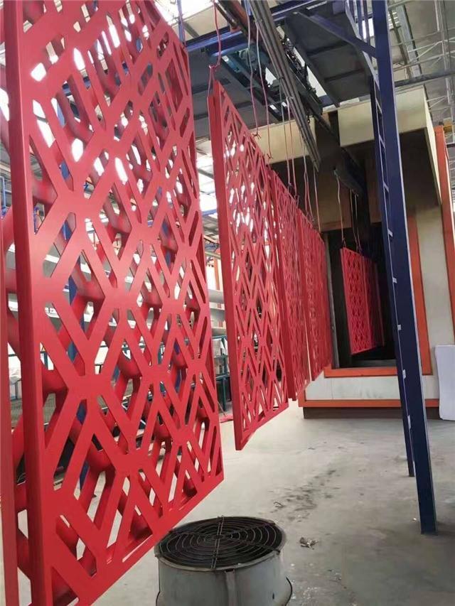 铝善品牌 镂空雕花板_雕花板生产厂家、欢迎来图定制