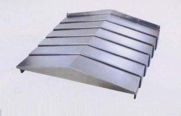 钢板防护罩数控机床加工中心导轨护板CNC电脑锣