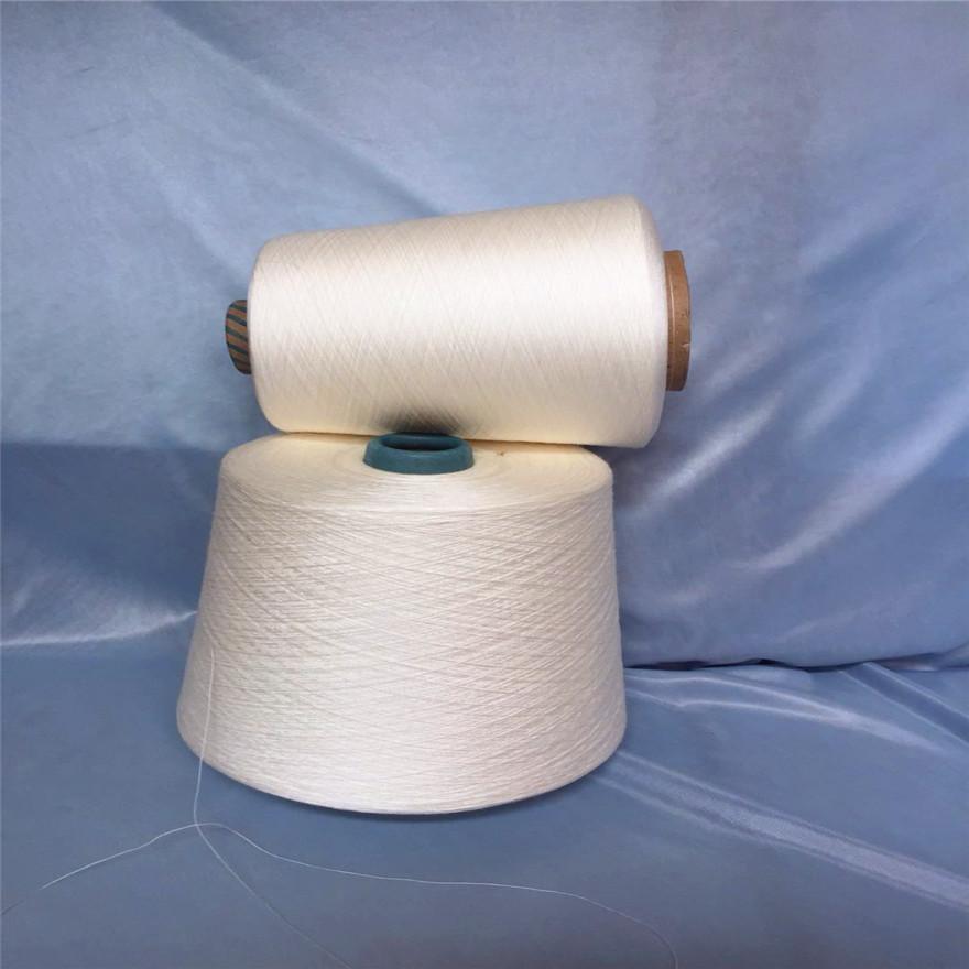 供应丝光烧毛纱JC60/2丝光棉线 精梳纯棉纱60支