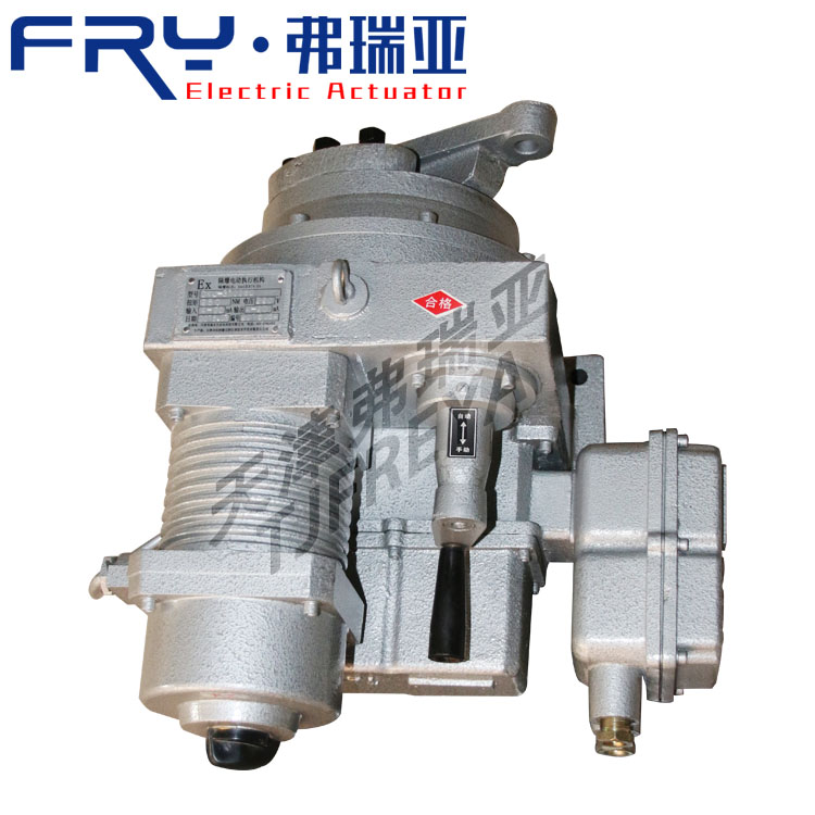 供应 隔爆型 电动执行机构 角行程蝶阀电动执行器 DKJ-4100B