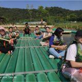 乐农湖畔生态园是武汉公司团建幼儿园的国庆秋游出游圣地