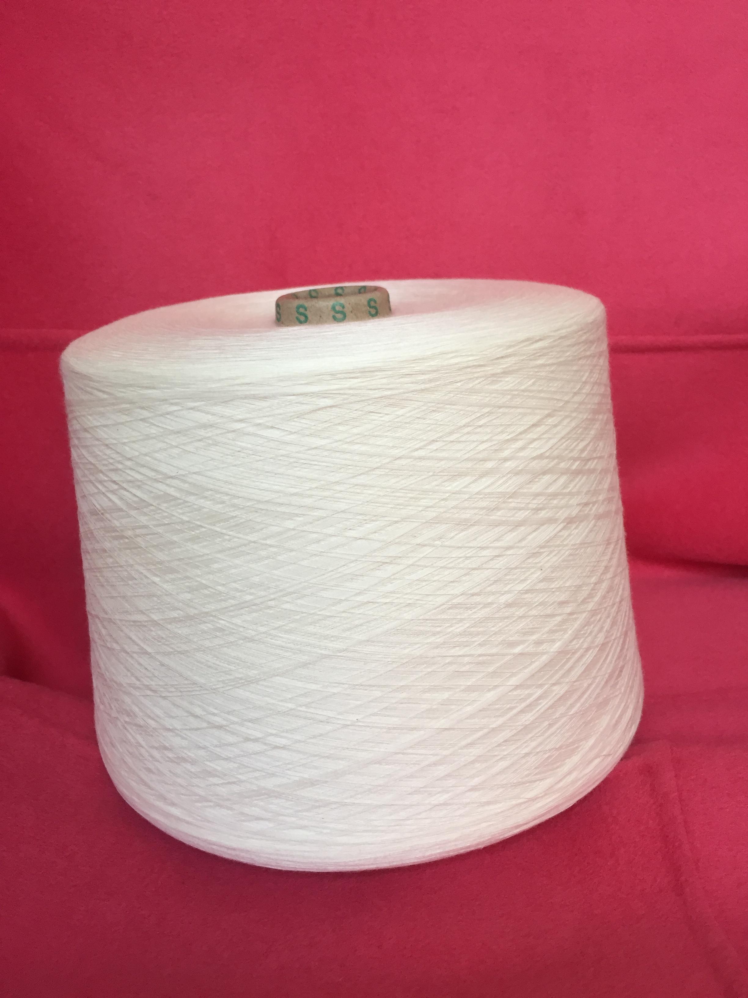 合股腈粘混纺纱20s30s针织毛衫用
