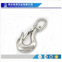工厂生产 304 316不锈钢不锈钢旋转货钩 美式货钩 安全货钩图片