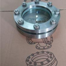 沧州碳钢不锈钢设备视镜|罐体对夹法兰视镜|管道流体碳钢直通式视镜图片