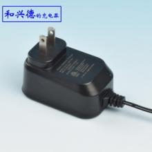 外贸货源 智能充电 LED指示 UL证书 扫地机6V0.6A 镍氢电池充电器 MCU智能充电器图片