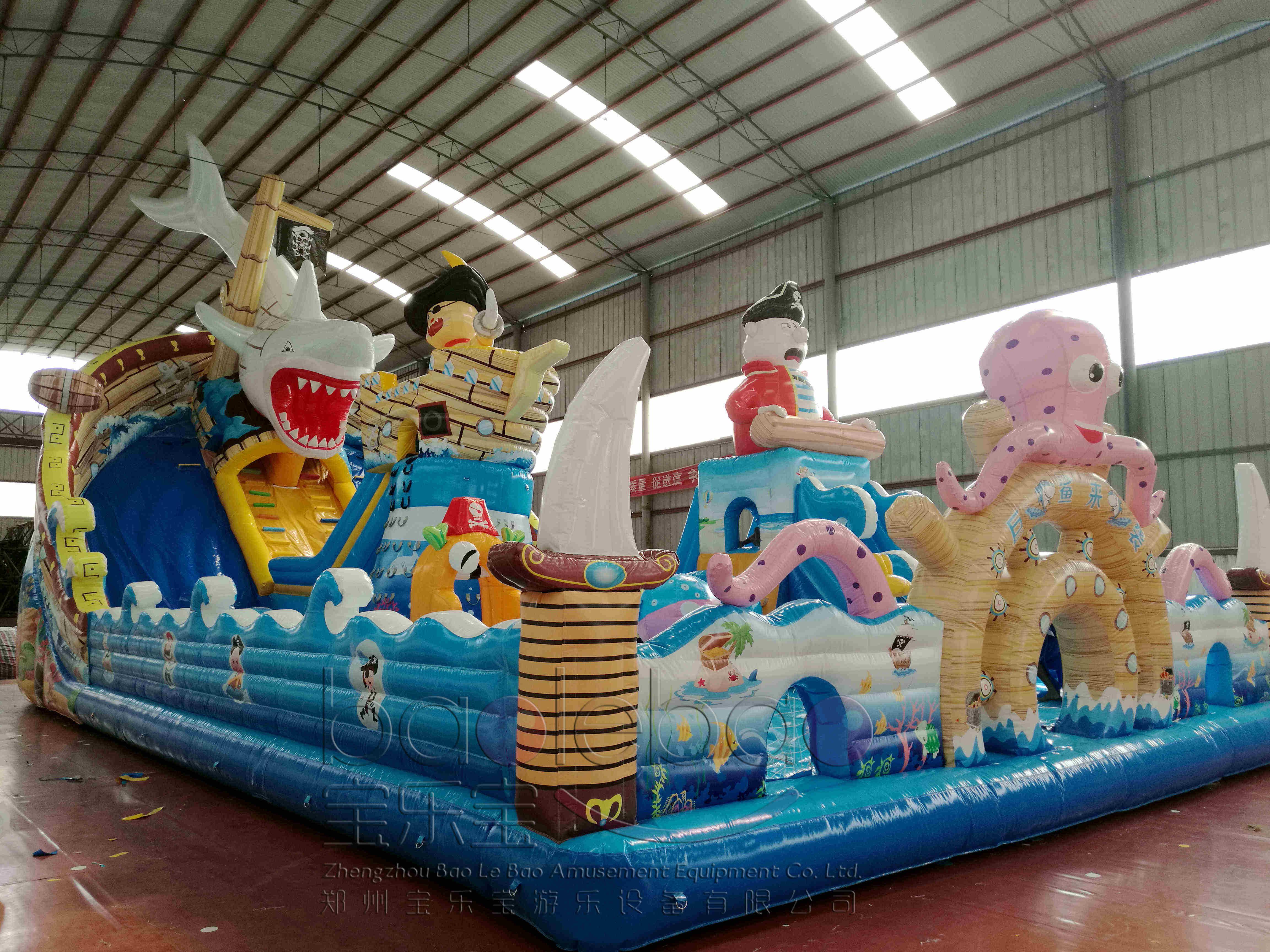 郑州充气滑梯报价_郑州充气滑梯电话_郑州充气滑梯厂家