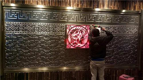 厂家直销 供应 芜湖铝板壁画  加工铝板艺术浮雕壁画  客厅浮雕壁画 直销批发 质量有保障