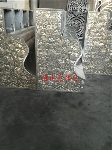 漳州订做的铝板浮雕壁画 雄伟壮观形容 高档铝板浮雕