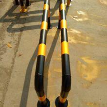 燃气管道防撞护栏小区设施防撞围栏U型防撞栏厂家图片
