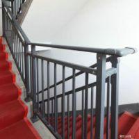 洛阳仿木纹楼梯扶手,玻璃楼梯护栏,仿古铜阳台栏杆,锌钢靠墙扶手全国招代理