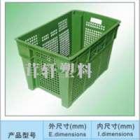 上海闵行长宁蔬菜筐,松江叶榭塑料周转筐厂家