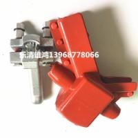 专业生产防雷电力金具 防弧线夹 防雷线夹FHJ-50/240穿刺型
