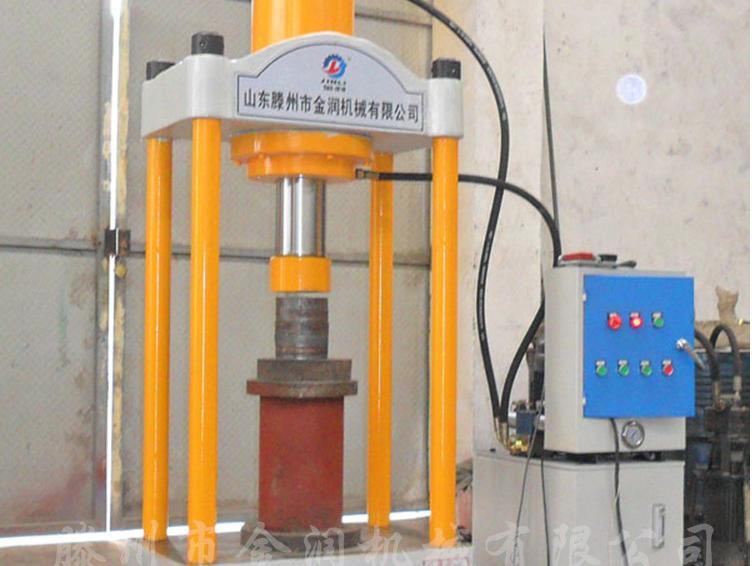 二梁四柱液压设备销售汽修专用油压机 100吨二梁四柱液压机 多功能四柱式液压机