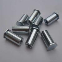 厂家直销批发压板环保镀锌 压铆螺母柱盲孔碳钢BSO-M2.5-M3 厂家直销压铆螺母柱