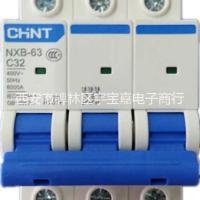 供应正泰小型断路器NXB-63 3P C32