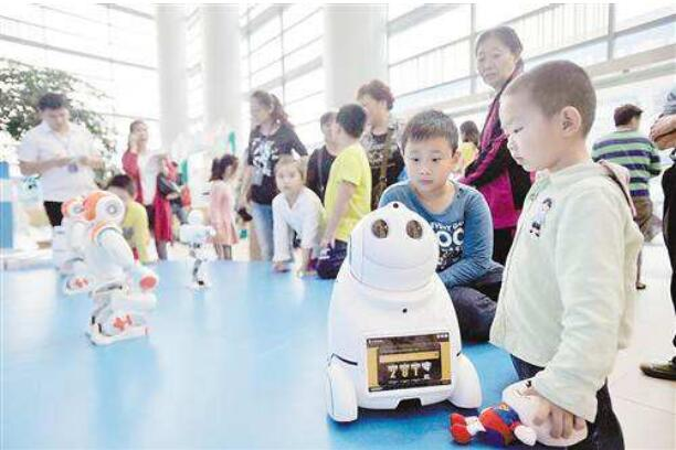 2019北京国际少儿智能科技产品及教育机器人展览会