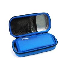 工厂批发定做新品环保EVA防水胰岛素保温包便携式药品冷藏包冷藏盒大容量冰包 EVA胰岛素包批发