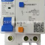 供应正泰漏电断路器NXBLE-63系列 NXBLE 1P+N C40