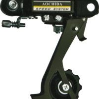 供应山地自行车配件_后拨链器_自行车变速器_ ACD-4RD后拨链器