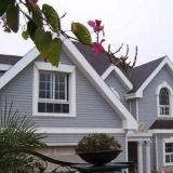 湛江别墅PVC外墙装饰板简易安装美观材质 别墅外墙装饰板