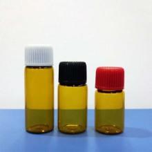 供应玻璃瓶配塑料盖 不渗漏玻璃瓶 密封药瓶 密封油瓶批发