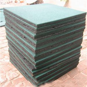 唐山橡胶地垫15mm厚-块状|材料厂家、廊坊室外塑胶地板安装公司