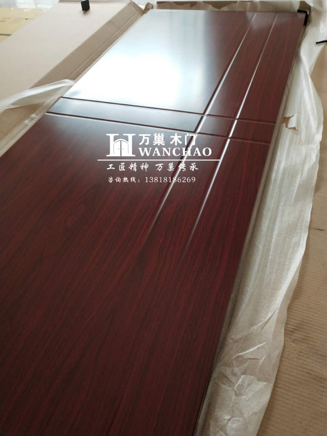 河南(20年生产)实木门的门厂|