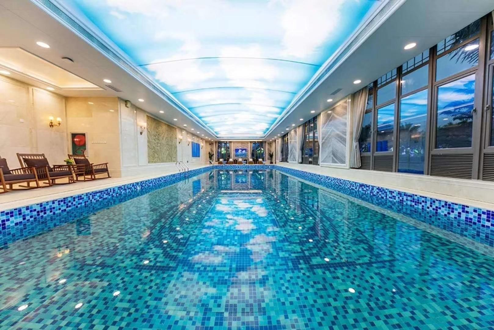 别墅游泳池施工 游泳池设计 游泳池安装 游泳池设备 游泳池工程