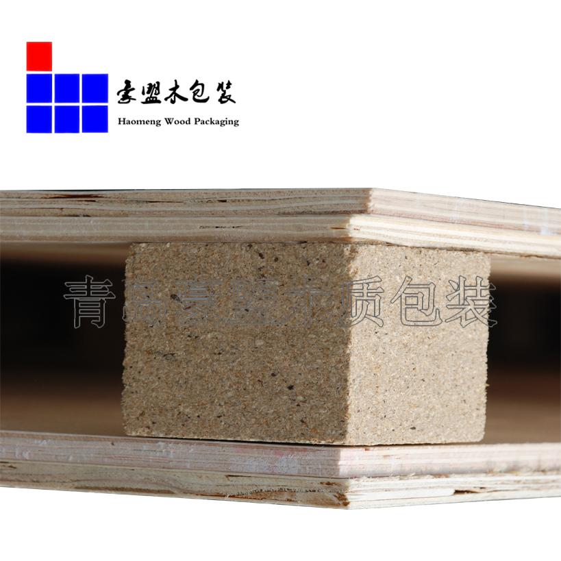 双面胶合板托盘厂家直销常规尺寸15厘厚的板