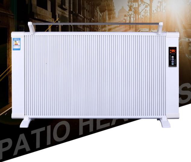 壁挂式电暖气电取暖器  1600瓦碳纤维电暖气  新款环保节能碳纤维电暖器